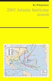2003 Atlantic hurricane season
